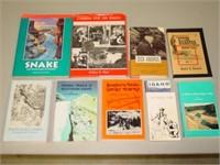 9 Idaho Books - Idaho History / Idaho Authors
