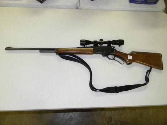 Marlin Mod 336-A 30/30 Win Cal Lever Action Rifle