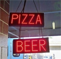 Pizza On Tap Auction