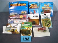 Dec. 7th Toy, Advertising, Coin & Country Store Items