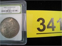 Nov 2nd Gun, Coin, Jewelry, Antique & Collectible Auction