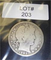 COINS, COINS, & COINS - ONLINE ONLY  *BID NOW*