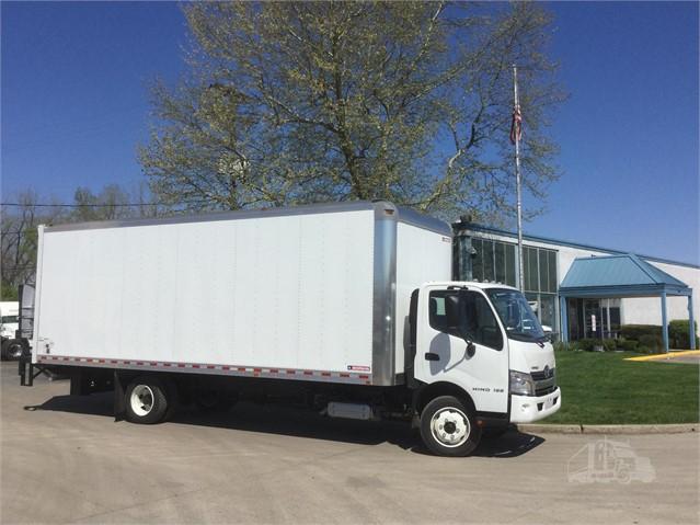 2019 HINO 195 For Sale In Columbus, Ohio | TruckPaper com