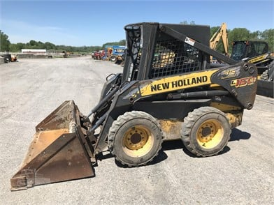 New Holland L160 For Sale In Lockport, New York - 2 Listings