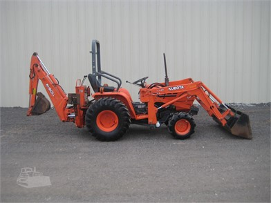 KUBOTA B20 For Sale - 1 Listings | MachineryTrader com