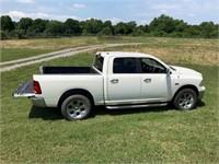 2009 Dodge Ram Pickup 1500 STL Crew Cab 4x4