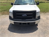 2014 Ford F-150 XL 4 Door Ext Cab 2WD