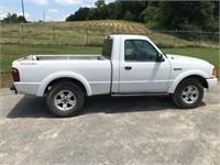 2004 Ford Ranger Edge 4x4