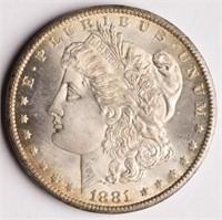 1881-CC $1, Proof Like