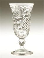 Rare Horn of Plenty jelly glass