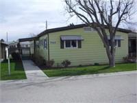 Mobile Home on Rented Lot in 55+ Senior Living Community