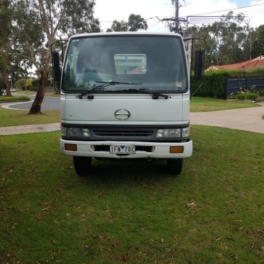 1998 Hino FC - Truckworld.com.au - Trucks for Sale