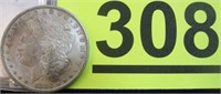 February 27th Special Saturday 1PM Coin Auction