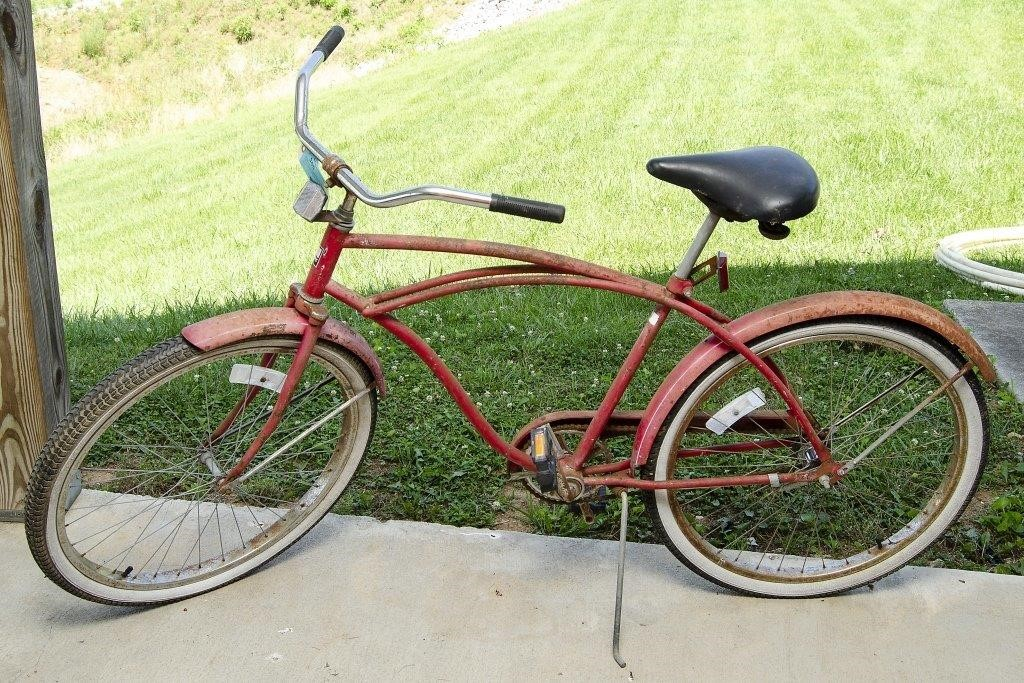 Vintage Huffy Good Vibrations Bicycle   The K and B Auction Company