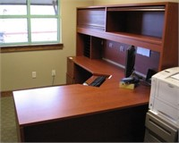 Quality Office Furniture & Computer Auction