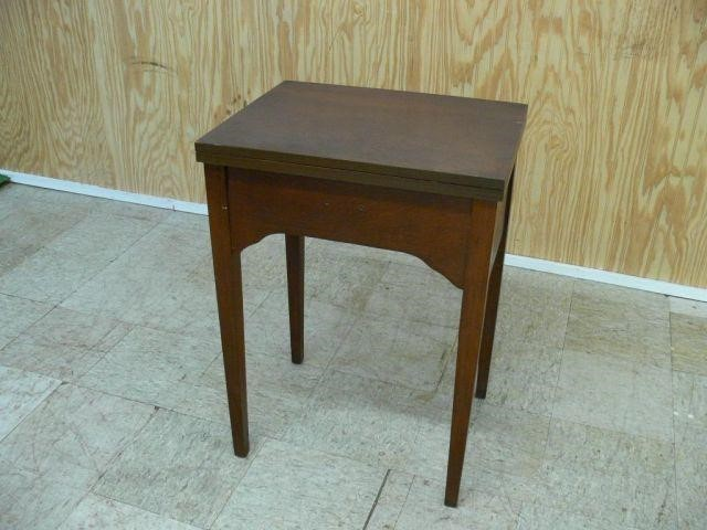 Vintage Sears Kenmore Sewing Machine & Cabinet | Asset ...