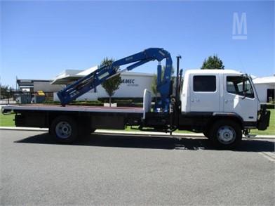 MITSUBISHI FUSO FIGHTER FM16 270 Trucks For Sale - 1 Listings