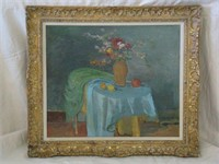 Estate auction. Paintings, Furniture and Accessories.