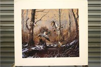 NORM GALLAGHER WILDLIFE ART COLLECTION AND ANTIQUES