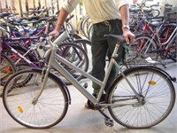 Cykler, tvangssalg, partivarer - Aalborg d. 9. august 2008