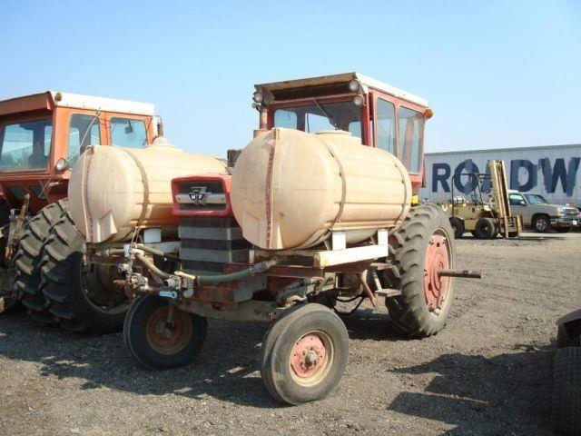 Massey - Ferguson 1100 Wheel Tractor | BidCal, Inc  - Live