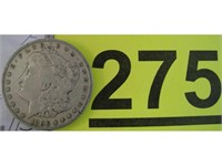 Tuesday June 3rd, Coin, Jewelry & Collectible Auction