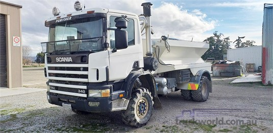 2004 Scania P114.300 Trucks for Sale