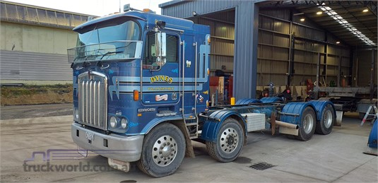 2002 Kenworth K104 Trucks for Sale