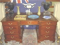 19th & 20th C Decorative Arts, Furniture and Paintings