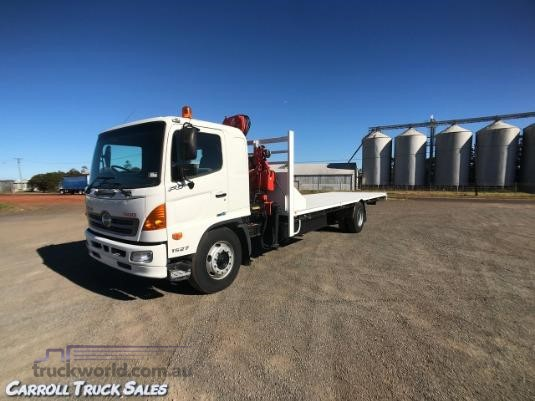 2008 Hino 500 Series 1527 XLong Carroll Truck Sales Queensland - Trucks for Sale