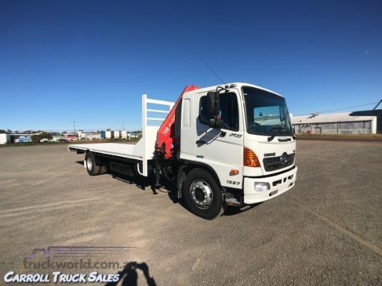 2008 Hino 500 Series 1527 XLong Carroll Truck Sales Queensland - Trucks for Sale