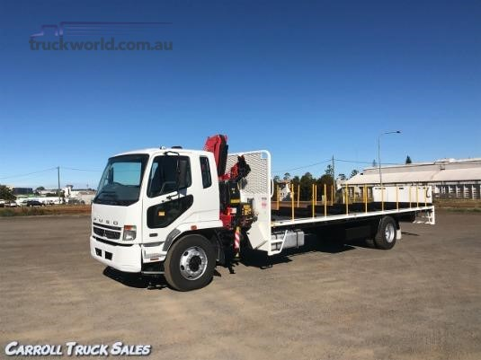 2009 Fuso Fighter FM10.0 Carroll Truck Sales Queensland - Trucks for Sale