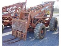 DEC 8th, 2007 - CONSTRUCTION EQUIPMENT AUCTION