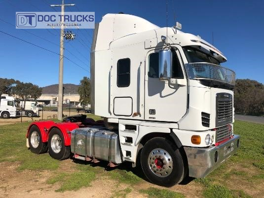 2009 Freightliner Argosy 101 DOC Trucks - Trucks for Sale