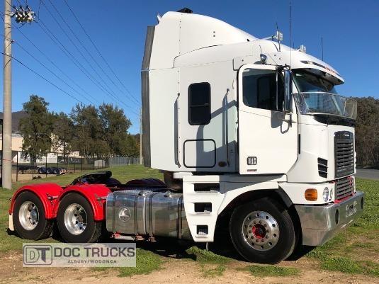 2009 Freightliner Argosy 101 DOC Trucks - Trucks for Sale