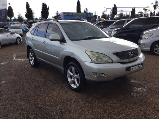 2005 Lexus Rx330 Light Commercial for Sale