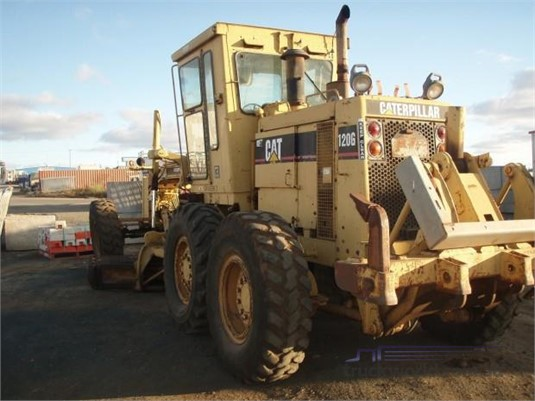 1987 Ditch Witch 120G - Heavy Machinery for Sale