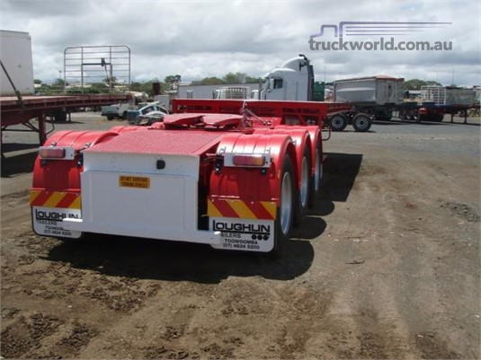 1990 Rentco Flat Top Trailer Trailers for Sale