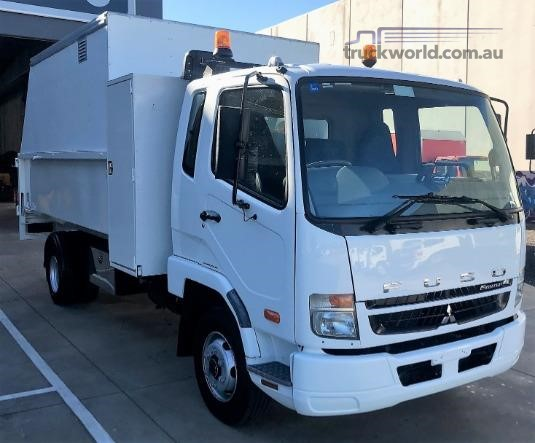 2009 Mitsubishi Fighter Trucks for Sale