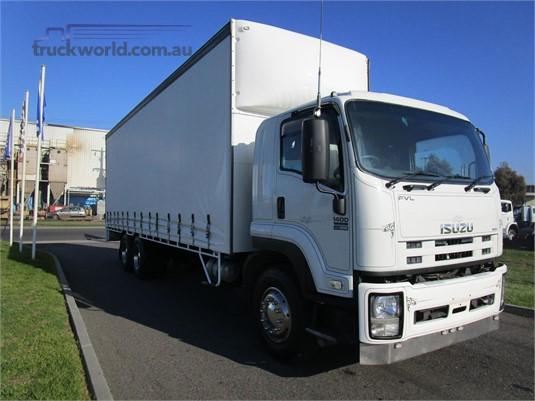 2010 Isuzu FVL 1400 Trucks for Sale