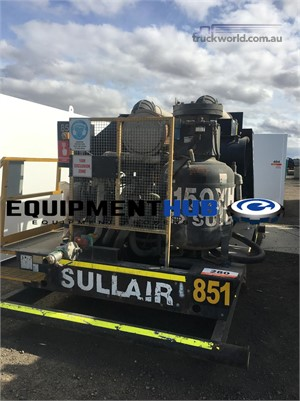 2006 Sullair 1150XH Heavy Machinery for Sale