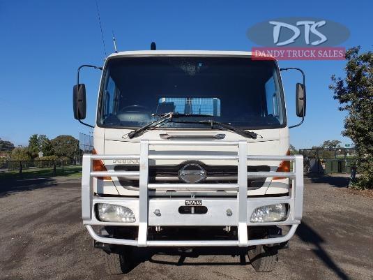 2004 Hino GT 4x4 Dandy Truck Sales - Trucks for Sale