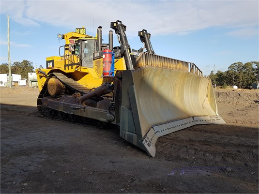 2011 Caterpillar D11T - Heavy Machinery for Sale