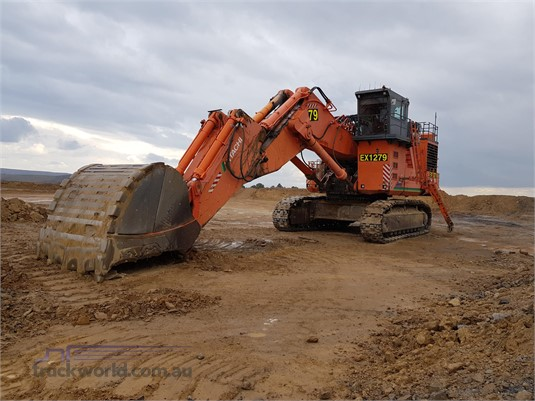 0 Hitachi other - Heavy Machinery for Sale