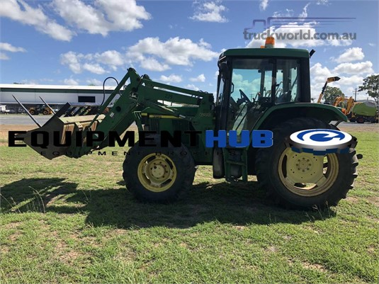 2004 John Deere 6210 - Farm Machinery for Sale