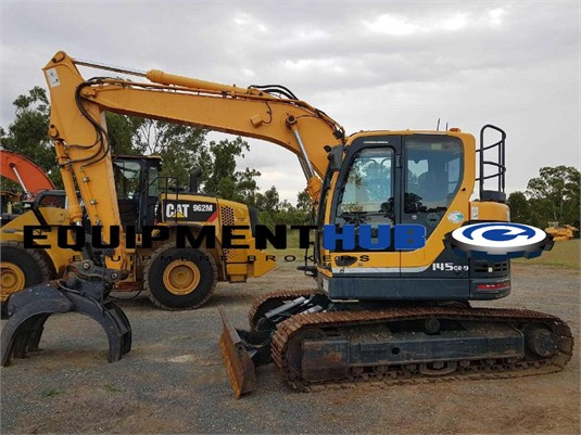 2011 Hyundai Robex 145 CR-9 - Heavy Machinery for Sale