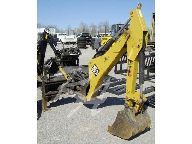 2003 CAT BH30 BACKHOE ATTACHMENT | Ritchason Auctioneers, Inc