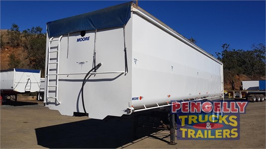 2009 Moore Tipper Trailer Pengelly Truck & Trailer Sales & Service - Trailers for Sale