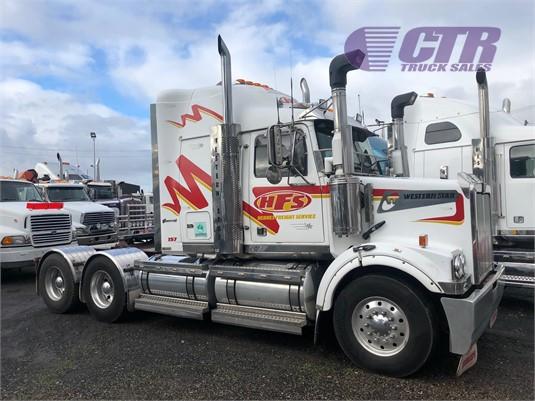 2007 Western Star 4800FX CTR Truck Sales - Trucks for Sale
