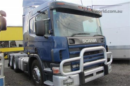 2003 Scania P420 - Trucks for Sale